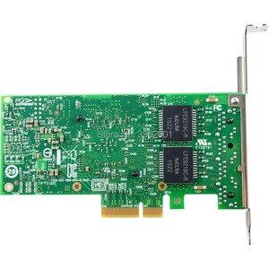 Image 4 - FANMI I350 T4 tarjeta de red Gigabit Ethernet pci express X4, adaptador de servidor intel I350AM4, 4 puertos
