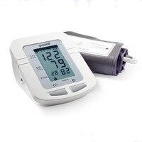 660B Arm Blood Pressure Monitor Large LCD Cuff Medical Nurse Device Sphygmomanometer Blood Pressure Home Health Dector