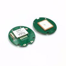 Receptor duplo da antena do módulo do modo m8n gnss, flash incorporado, nmea0183 fw3.01 topgnss do uav gn808 3.3-5 v ttl gps modue gps glonass