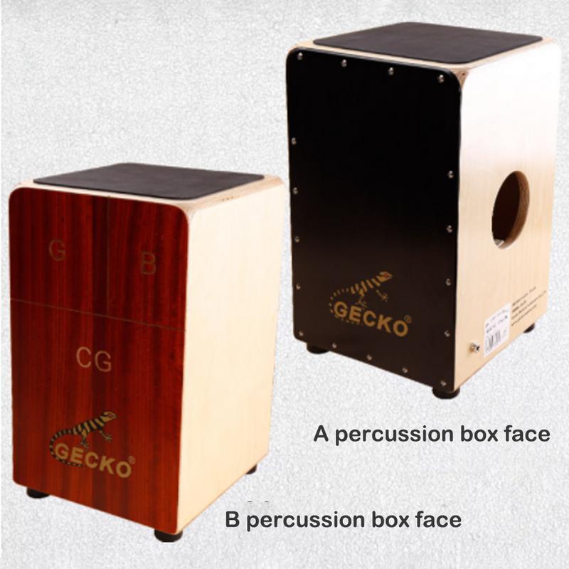 2019 Новый профессиональный Африканский барабан деревянный Cajon барабана струнные перкуссии Beat Box хороший звук музыкальная инструмент
