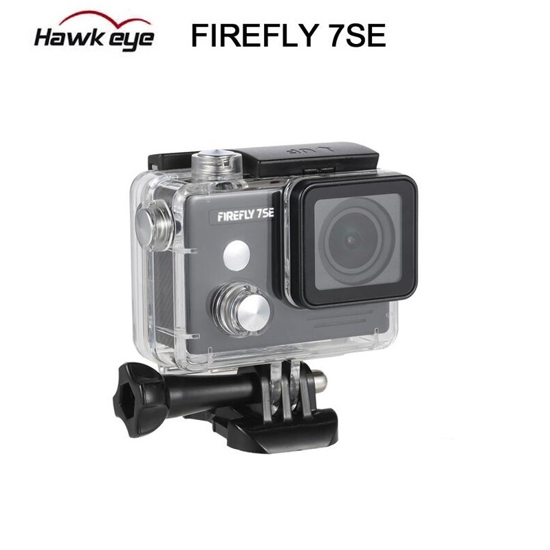 Hawkeye Firefly 7SE WIFI Waterproof FPV Action Camera HD Camera Recorder ( Firefly 7S Upgrade Version) цены онлайн