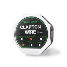15 Feet Vapor Storm Clapton Wires Roll A1 SS316 Electronic Cigarette Heating Wire for RDA RDTA.jpg 220x220 - Vapes, mods and electronic cigaretes