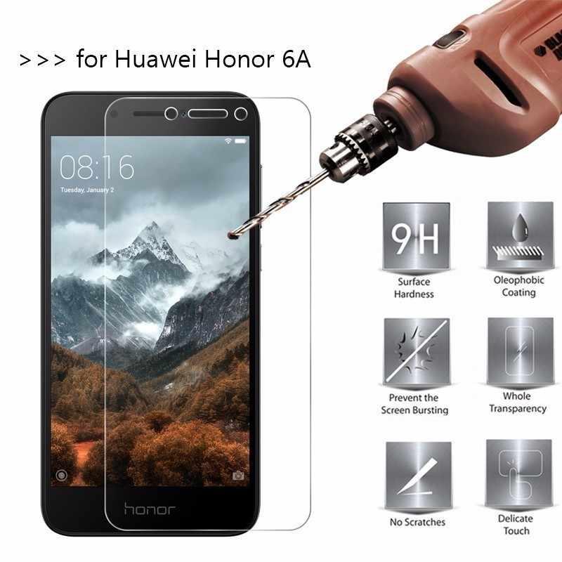 2 PCS Vetro Temperato Per Huawei Honor 6c 6a 6 X C6 A6 X6 Pellicola Della Protezione Dello Schermo 6cpro di Protezione vetro Per Honor 6x6 C Pro di Vetro