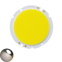 new 1pcs 5pcs 10pcs round COB chip DIY Light Source 100lm/w 76mm 64mm led  4200k Nature White on board for downlight