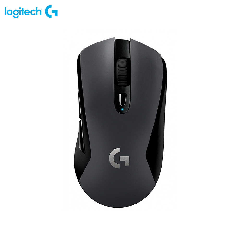Mouse Logitech 910-005101 computer gaming wired Peripherals Mice & Keyboards e 3lue m636 wired gaming mouse black