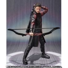 Avengers Age Hawkeye figure S.H. Figuarts Shf Hawkeye figurine toy 100% original bandai tamashii nations s h figuarts shf action figure battle droid geonosis color from sw