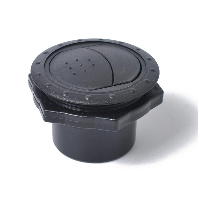 New Plastic Air Vent Ventilation Outlet For Car Boat <font><b>RV</b></font> <font><b>Motorhome</b></font> Truck Trailer Replacement Accessory 60mm image