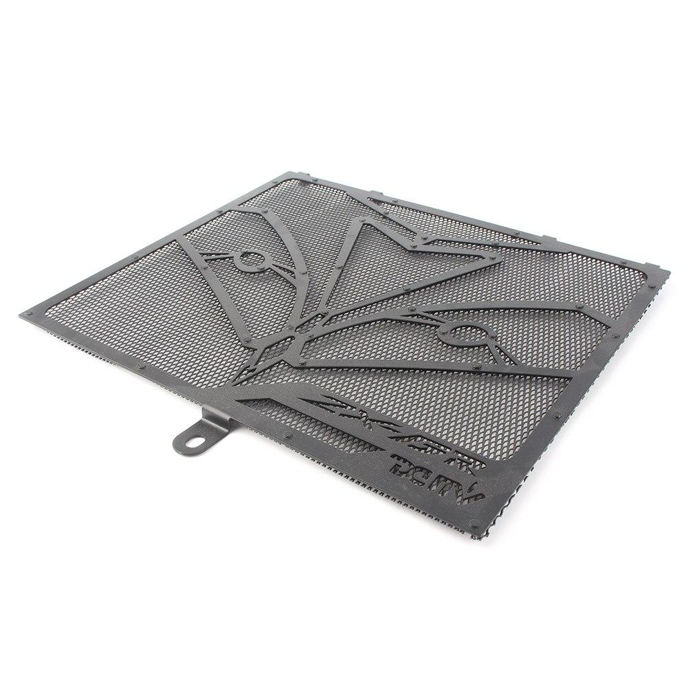 Protection de radiateur de refroidissement pour moto protection de grille pour kawaski NINJA 636 ZX6R 2009 2010 2011 2012 noir
