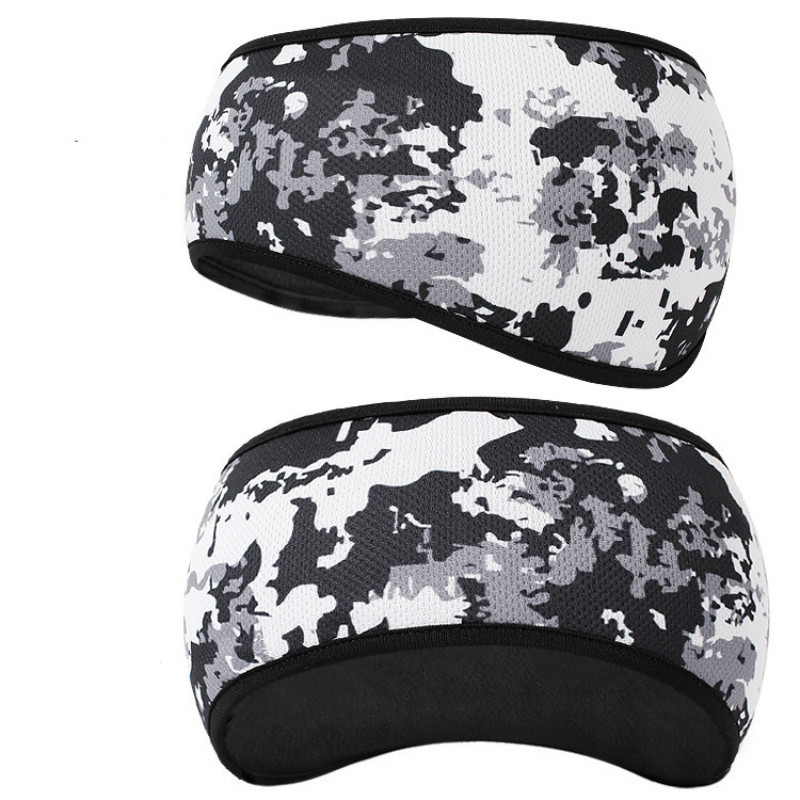 Fashion Winter Mens Womens Fleece Earband Stretchy Headband Earmuffs Ear Warmers Earmuff Unisex Accessories For Women
