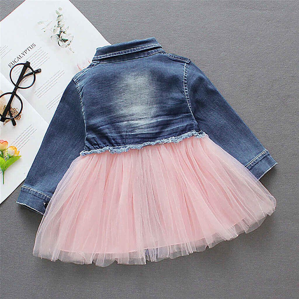 ใหม่น่ารักเด็กทารกชุดเจ้าหญิงฤดูร้อน Spliced Party Tutu ชุดเสื้อผ้าเด็ก