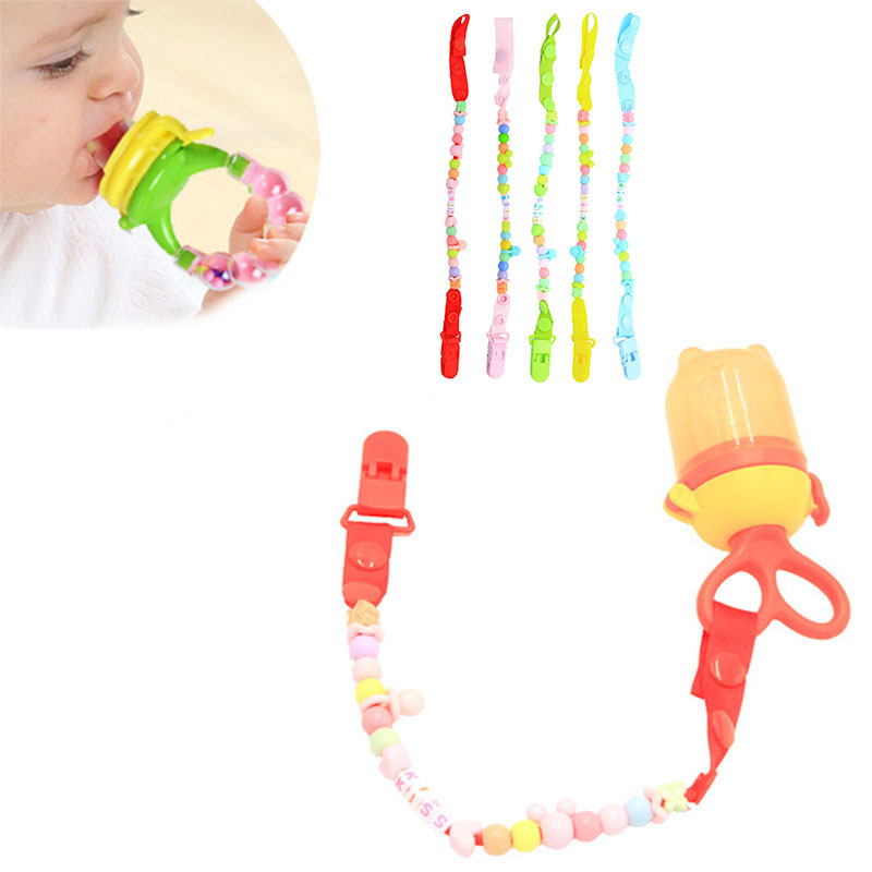 2019New Baby Pacifier Chain Clip Feed Pacifiers Baby Bottle Nipple Chupeta Feeding Bottle Mamadeiras Pacifier Nipple Baby