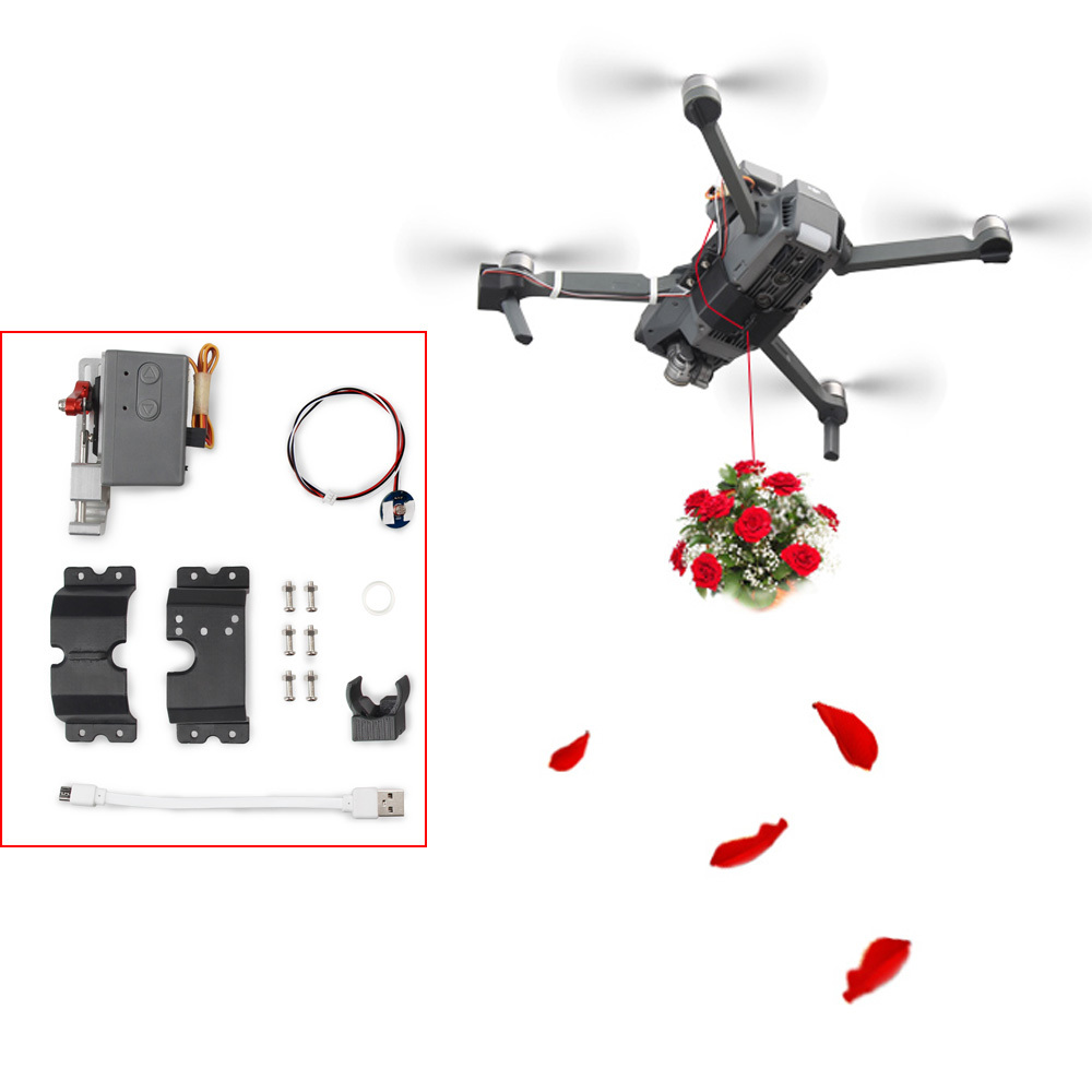 Thrower Set For DJI Mavic Pro / Platinum Drone Upgrade Accessories Parts