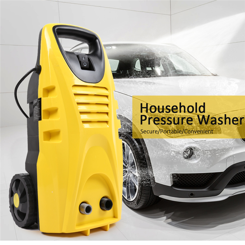 Portable Electric High Pressure Car Washer Garden Cleaning