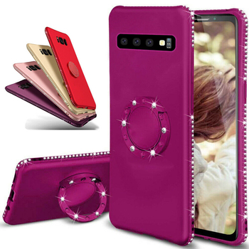 Ring Stand Galaxy S10 Plus Case