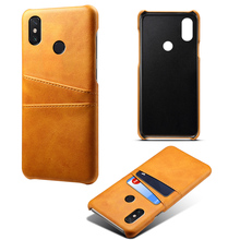 3f020b077ee CASEWIN Calf Grain mobile phone cases For Xiaomi Mi Max 3 Case PU Leather Phone  Case