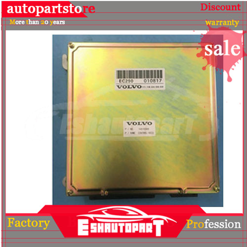 14518349 ECU controller, control panel For Volvo EC210 EC240 EC290 EC290LC Excavator, 1 year warranty