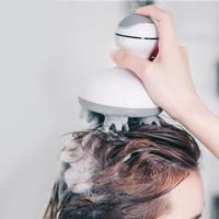 Multifunctional Head Massage Relaxation Scalp Body Massagers Device Equipment 3D Meridian Massage Cluster USB Interface