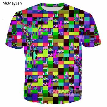Camisa Hombresmujeres 90 3d Hop De Tamaño 2019 80 T Streetwear Vaporwave Impresión Estilo Niños Hip S Gran Camiseta Hypnotize Hombre fg76yvYb