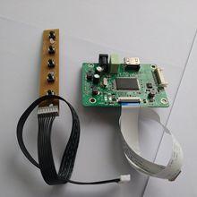 HDMI LED EDP mini Controller driver board kit For 14.0″ B140XW01 V4 1366X768 Panel Screen monitor