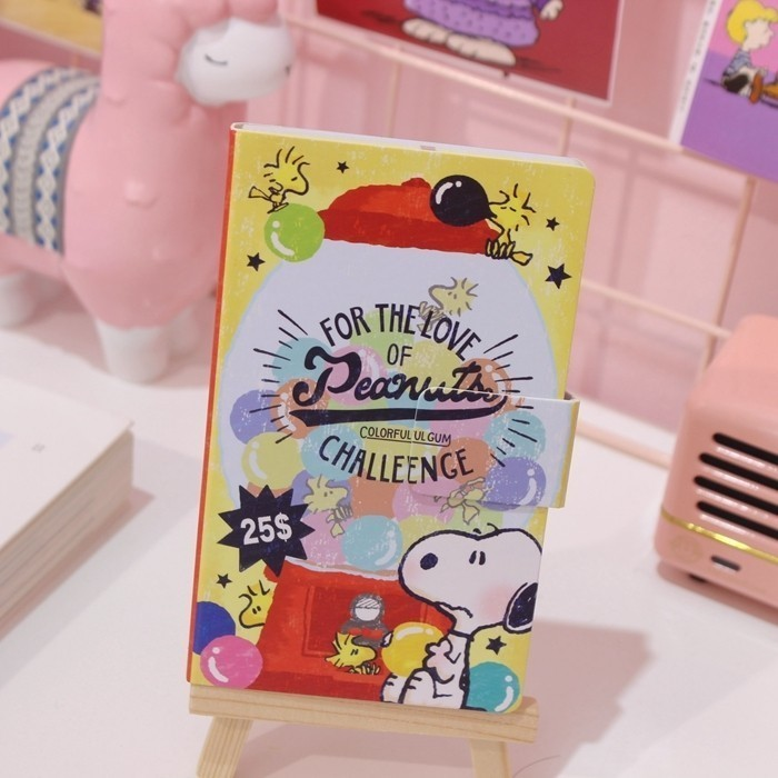 Cute Snoopys Portable Pocket School Notebook Comic Color Inner Page Notepad Kawaii Stationery Diary Travelers Defter Note BookCute Snoopys Portable Pocket School Notebook Comic Color Inner Page Notepad Kawaii Stationery Diary Travelers Defter Note Book