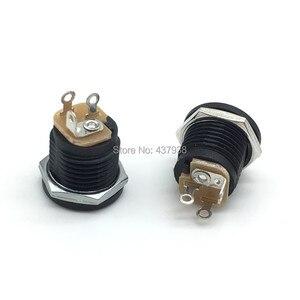 Image 4 - 100 шт., фоторазъем для монтажа панелей DC 5,5 2,1 5,5x2,1 мм