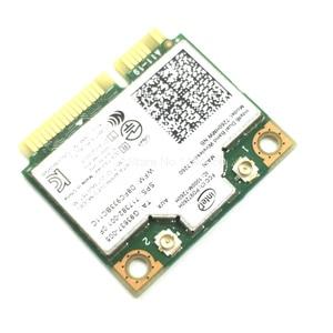 Image 2 - Wireless Wifi Card Dual Band Intel 7260 NB 7260HMW Mini PCI E 300Mbps 802.11N 2.4G / 5Ghz for Laptops 7260NB