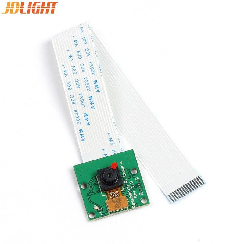 Raspberry Pi Camera Module CSI Interface 1080p 720p 5MP Webcam Video Camera Compatible For Raspberry Pi 3 Model B+ / 2 Model B