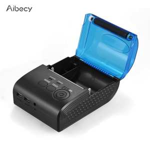 Usb-Thermal-Printer Android-Windows Ticket Pos-Printing Mini Portable 58mm Wireless POS-5805DD