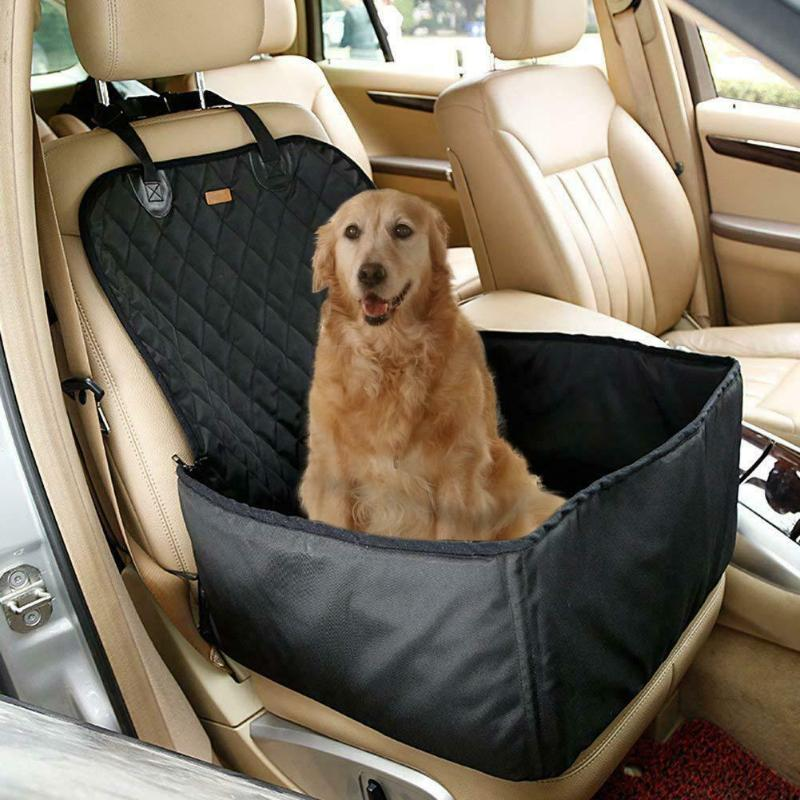 Pet Dog Carrier Car Seat Pad Safe Carry House Waterproof Cat Puppy Basket Dog Seat Storage Box Bag Pet Products