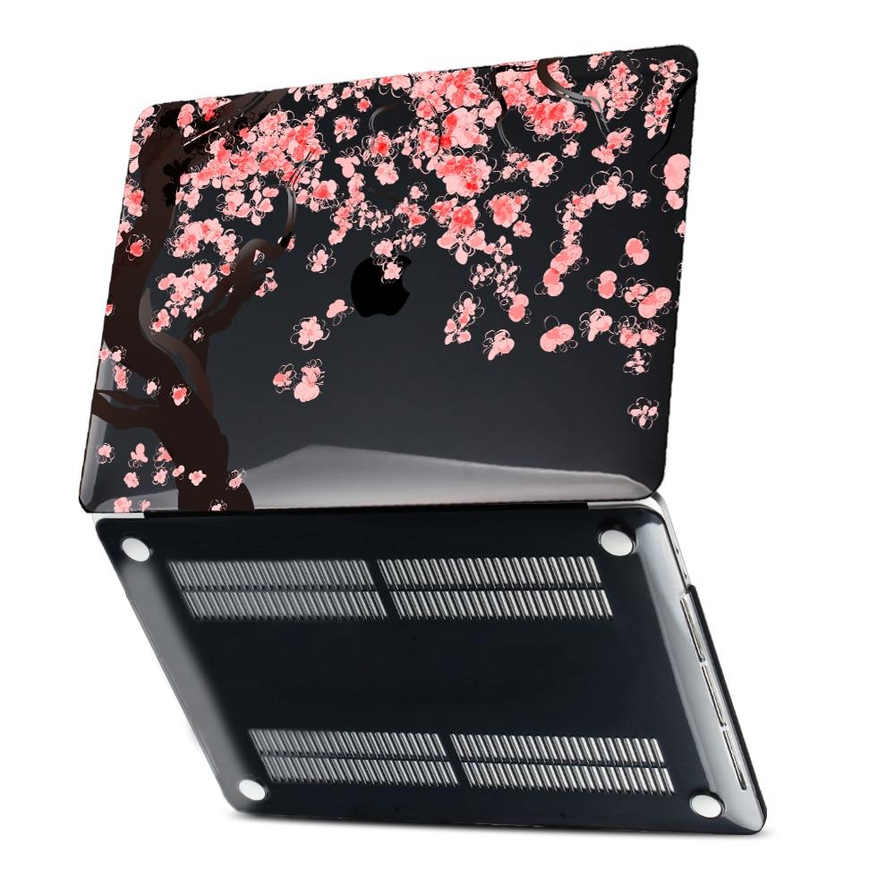 Cherry Blossom MacBook Air үшін қағазды басып - Ноутбуктердің аксессуарлары - фото 2