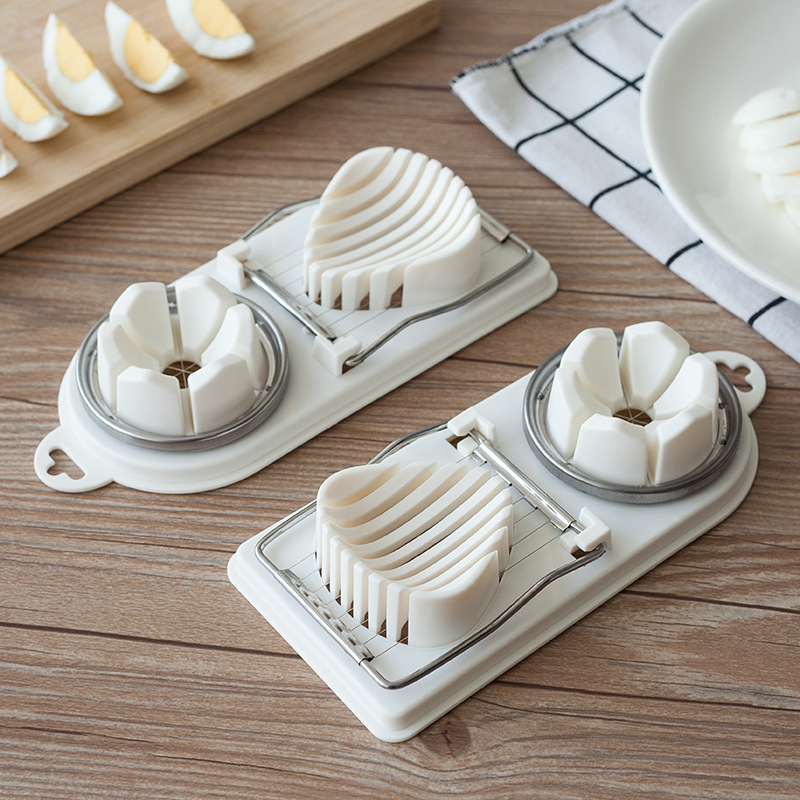 Egg Slicer And Wedger Cutter Heavy Duty
