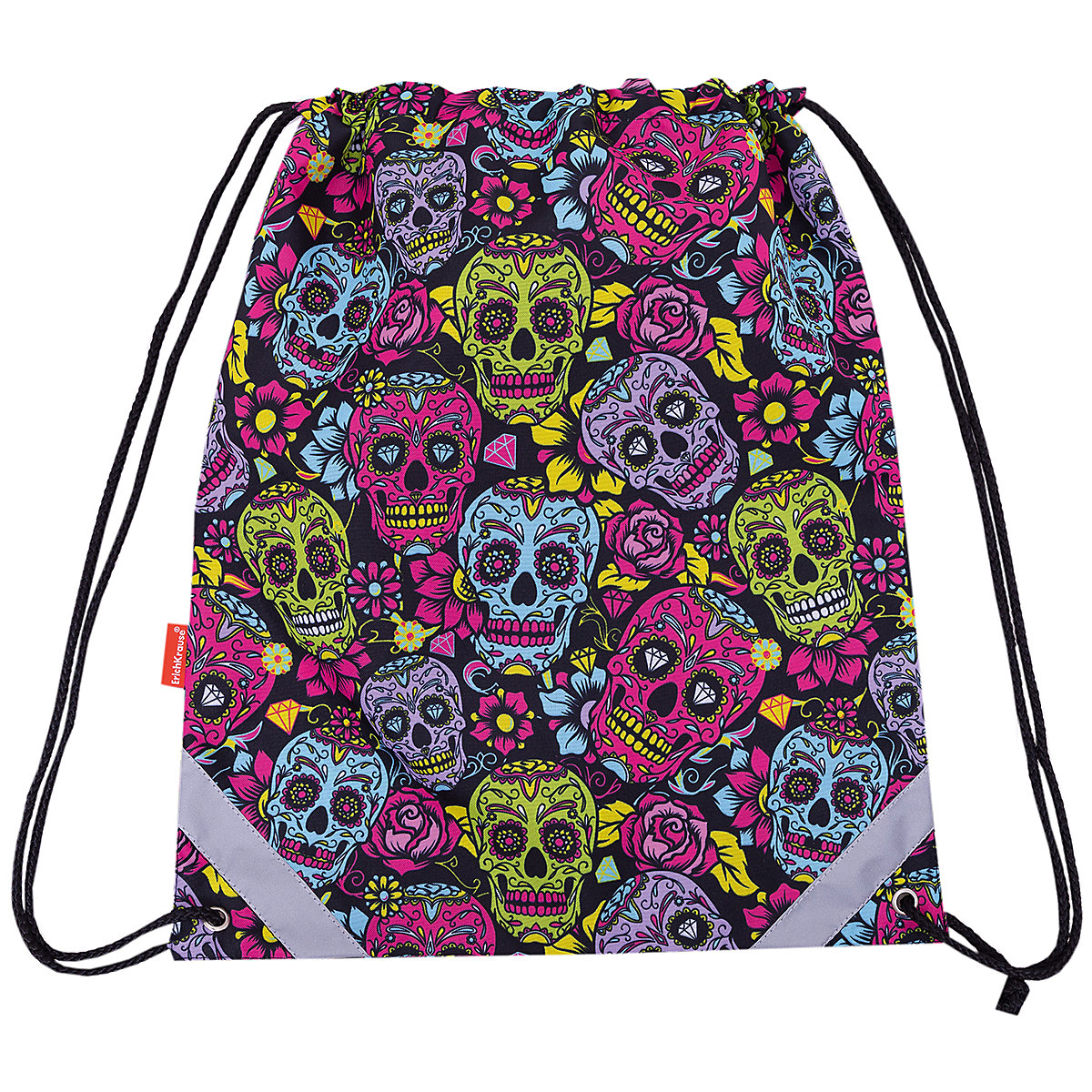 ERICHKRAUSE Drawstring Bags 8348578 Boys Polyester sports backpack shoes bag MTpromo
