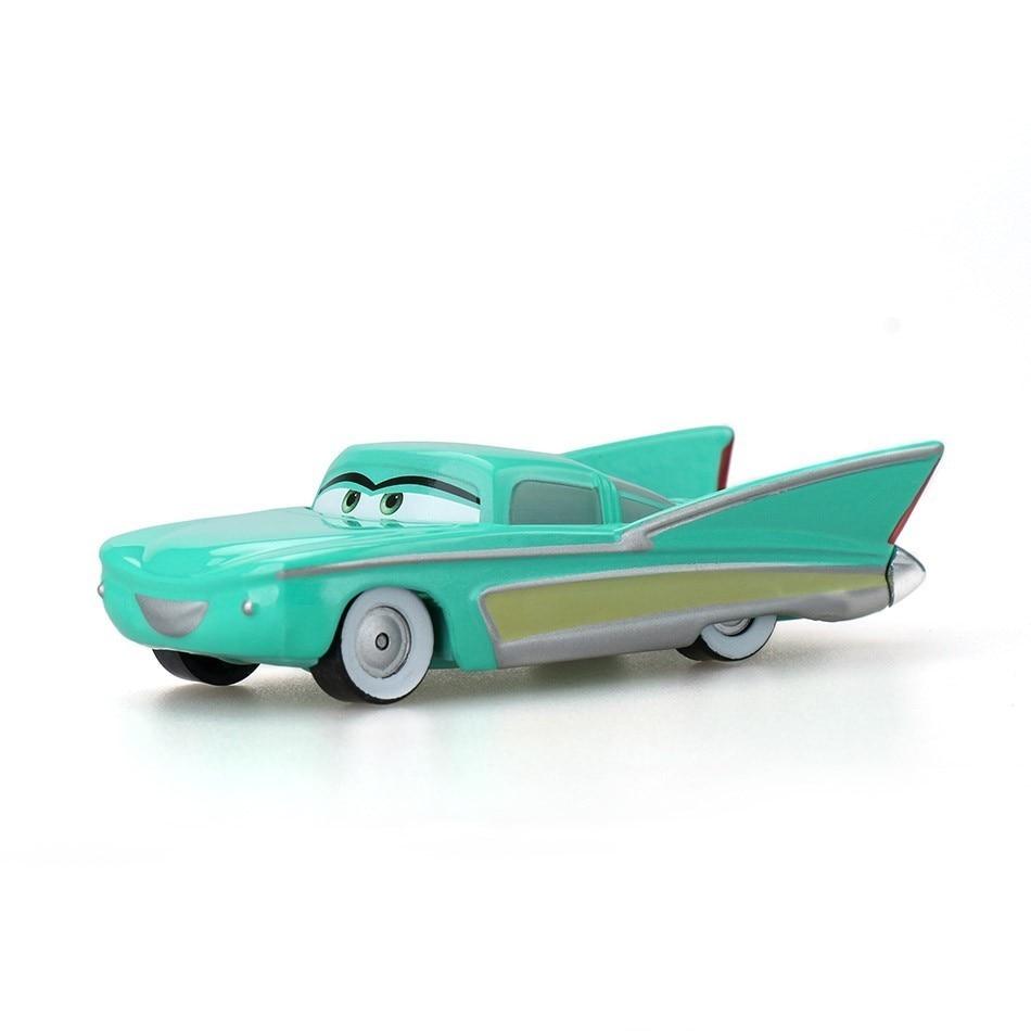 Disney Pixar Cars 3 Lightning Mcqueen Jackson Storm Dinoco Cruz