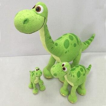Kawaii Movie The Good плюшевые игрушки, динозавр Arlo Мягкая кукла мультфильм плюшевая игрушка для детей Рождественский подарок на день рождения новый...
