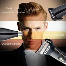 Portable Rechargeable Electric Nose Trimmer Clipper Electric Shaver(personalized hairstyle,remove nose hair,shaved the beard) цена и фото