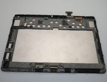 """10.1 """"per Samsung Galaxy Note 10.1 2014 Edition P600 P605 Schermo LCD Display Touch Screen Digitizer Assembly P600 P605 LCD + Strumenti"""