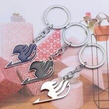 Fairy Tail Logo Shaped Keychain