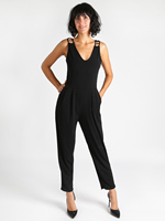 Bodysuit jumpsuit black