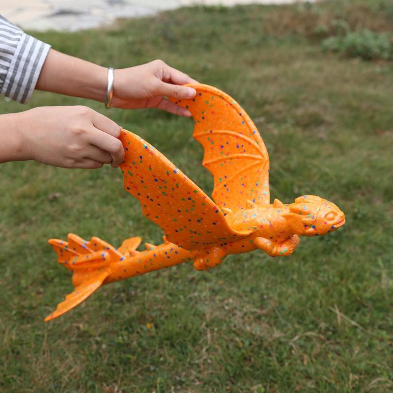 Good Quality Hand Launch Throwing Glider Aircraft Inertial Foam EPP Airplane Toy Children Plane Model Outdoor Fun Toys