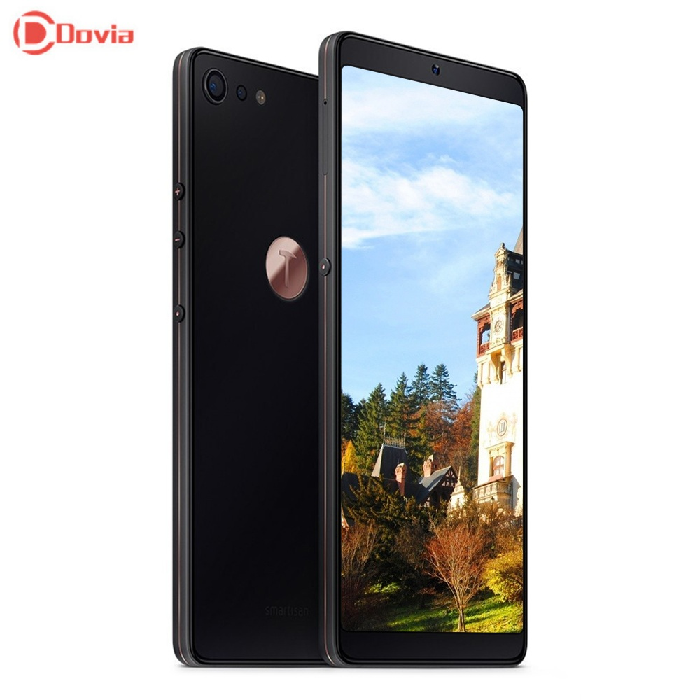 Clearance Smartisan U3 Nut Pro 2 4G Smartphone 5 99 Android 7 1 Snapdragon 660 Octa