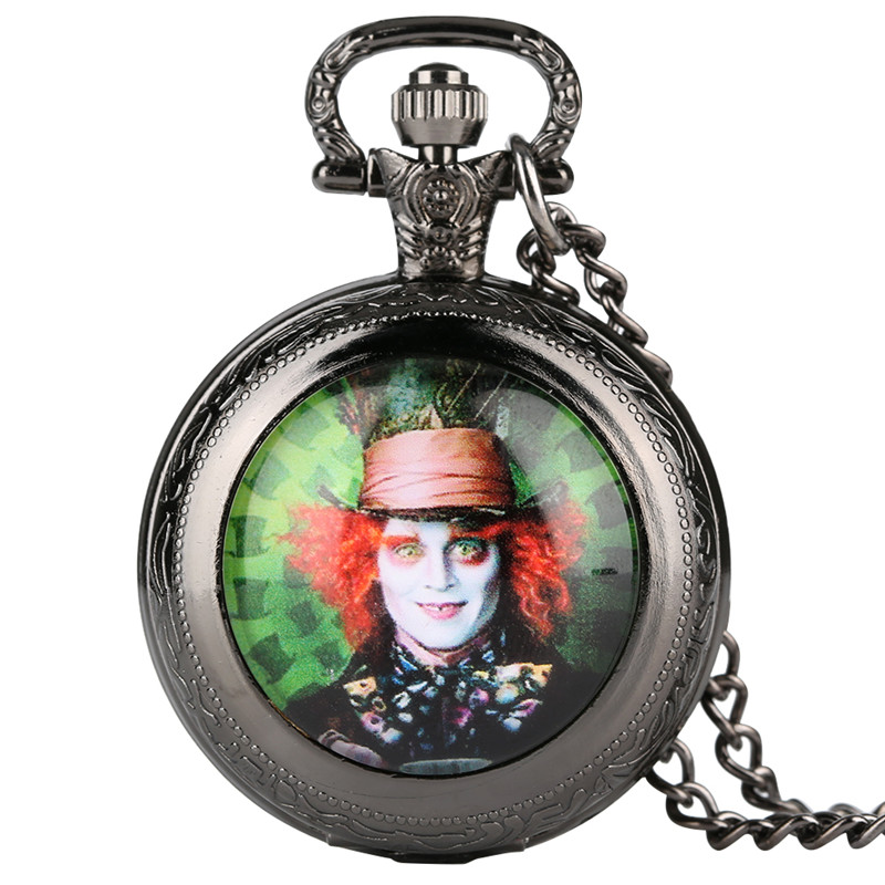 Vintage Antique Retro Quartz Pocket Watch Men's Women's  Roman Numerals With Pocket Watch Pocket Watches For Teenager