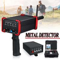 Remote Metal Detector GR100 Pointing Techlogy Upgrade Long Range Underground Gold Gem Diamond Detectors for Outdoor