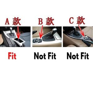 Image 5 - 15pcs Only RHD 5D Glossy/ 3D Matte Carbon Fiber Style Sticker Vinyl Decal Trim For BMW E90 E92 E93 2005 2013