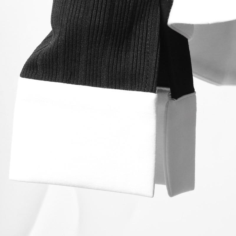 Superaen Sauvage Hauts Décontracté Chandail Femmes En Nouveau Tempérament Mince Pulls Mode Tricot Femelle Printemps Black 2019 rHXwrxqpF7