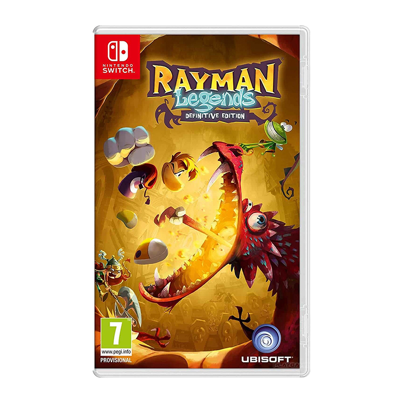 Game Deals Nintendo Switch Rayman Legends Definitive Edition sleeping dogs definitive edition игра для ps4