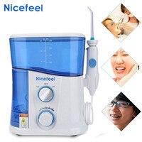 Nicefeel Irrigador Dental Water Flosser Power Jet Oral Irrigator Teeth Cleaner Oral Care Irrigator Series Dental Oral Hygiene