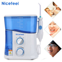 Nicefeel Irrigador Dental Water Flosser Power Jet Oral Irrigator Teeth Cleaner Oral Care Irrigator Series Dental Oral Hygiene