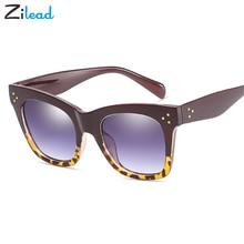 Zilead European American Style Brand Designer Sunglasses Outdoor Eyewear Classical Fashion UV400 Driving Gradient Sun Glasses