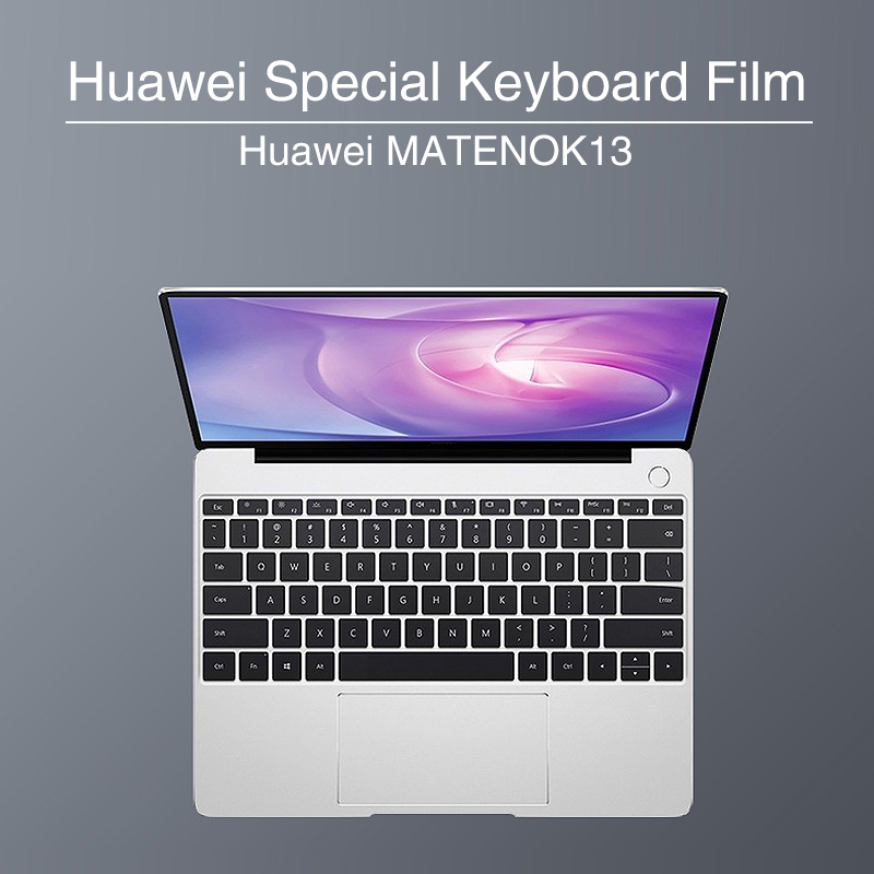 Case TPU For Huawei MateBook 13 inch 2020 Notebook keyboard film For Matebook13 WRT-W19 W29 Laptop keyboard protective film Case