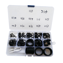 170Pcs 12 Sizes Dive O-Ring Kit for Scuba Diving Tank Valves, Hoses, Regulators, Cameras etc Diver Gear Replacement Accessories